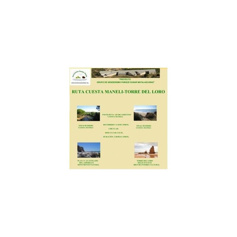 RUTA CUESTA MANELI-TORRE DEL LORO