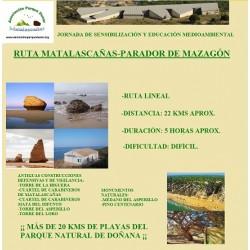RUTA MATALASCAÑAS-PARADOR DE MAZAGÓN