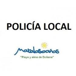 POLICÍA LOCAL MATALASCAÑAS