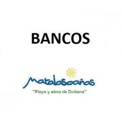 BANCOS EN MATALASCAÑAS