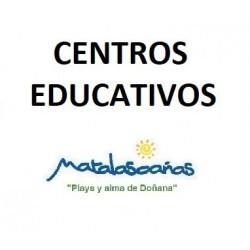 CENTROS EDUCATIVOS MATALASCAÑAS