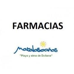 FARMACIAS EN MATALASCAÑAS