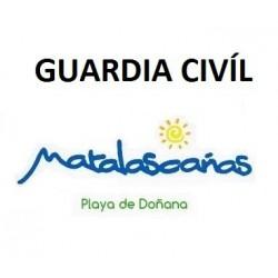 GUARDIA CIVÍL MATALASCAÑAS