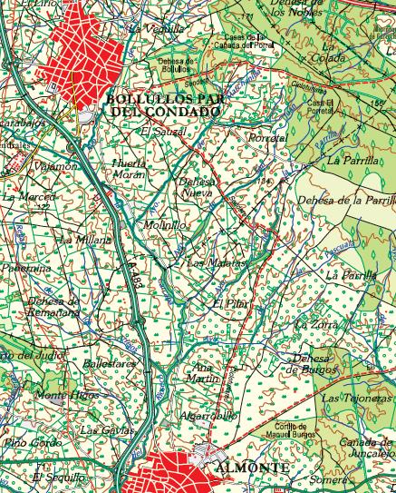 localización ruta del vino