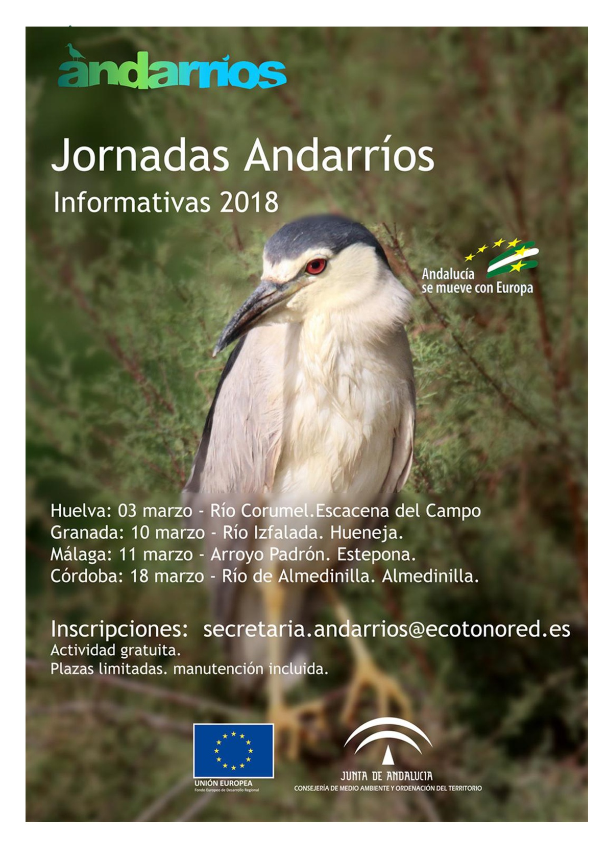 JORNADAS ANDARRIOS 2018