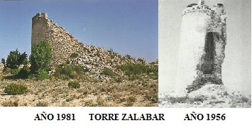 TORRE ZALABAR COMBI