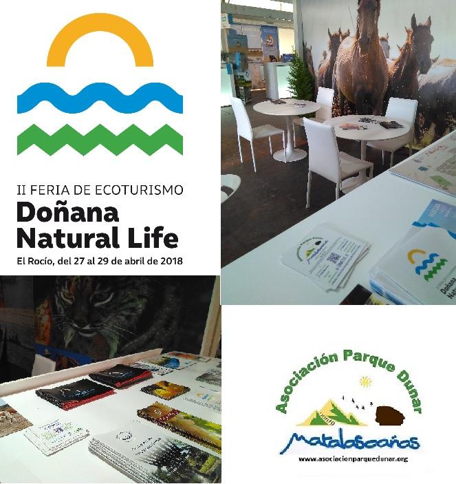 II FERIA ECOTURISMO DOÑANA NATURAL LIFE